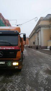 перевозка бытовок санкт-петербург