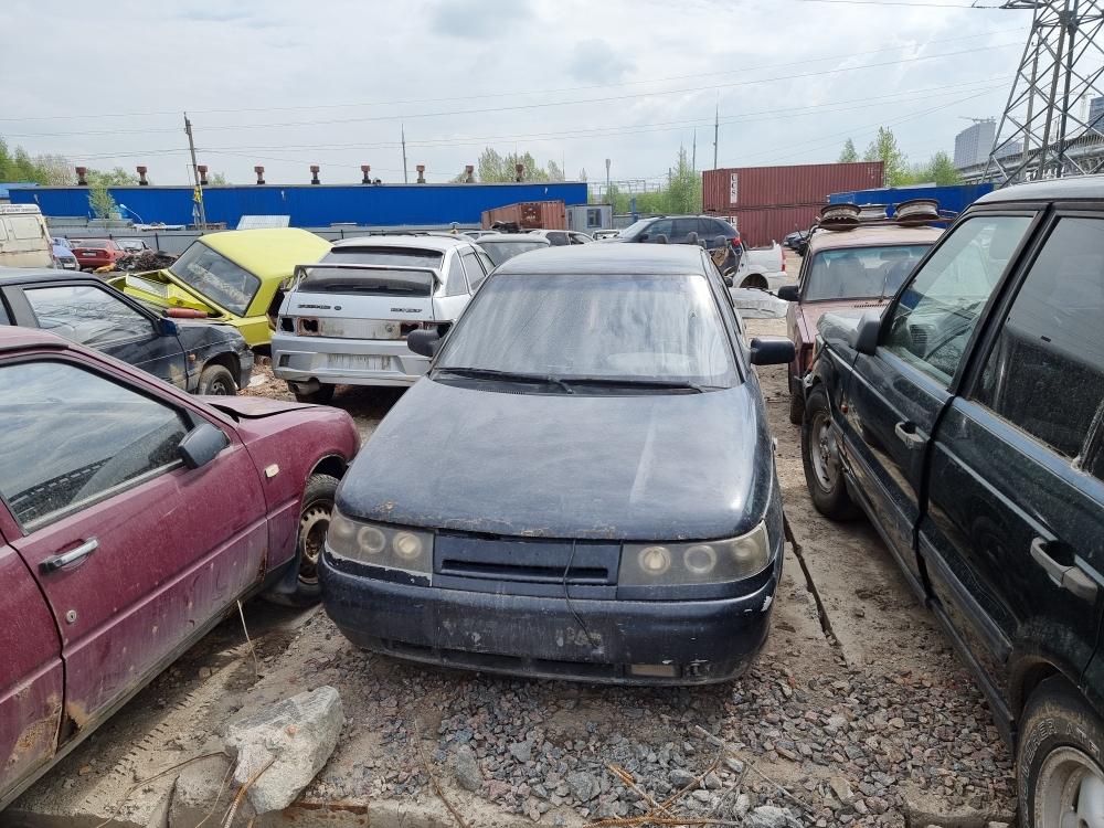 сдать автомобиль на металл в Санкт-Петербурге