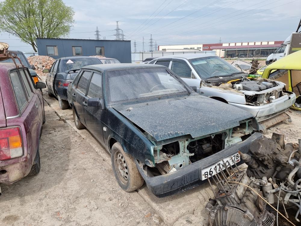 Сдать авто на металлолом Гатчина